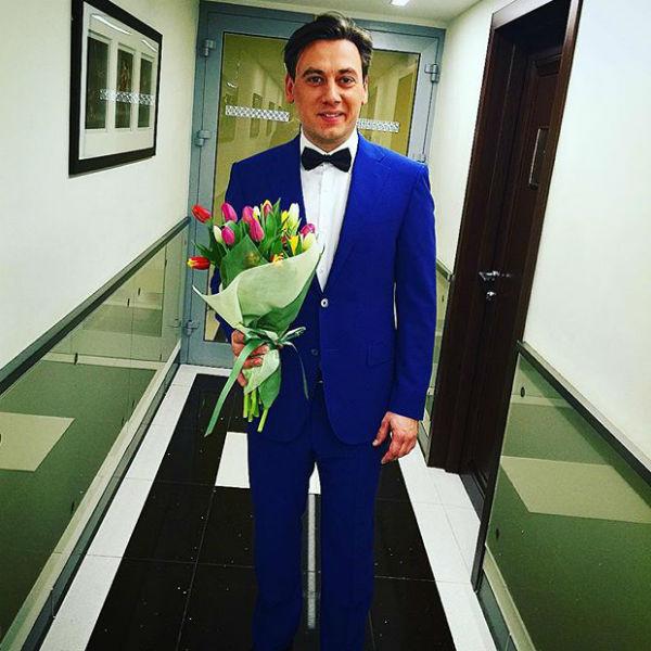 Руслан Алехно общается с бывшей женой