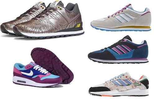 Кроссовки New Balance, Nike Air, Adidas
