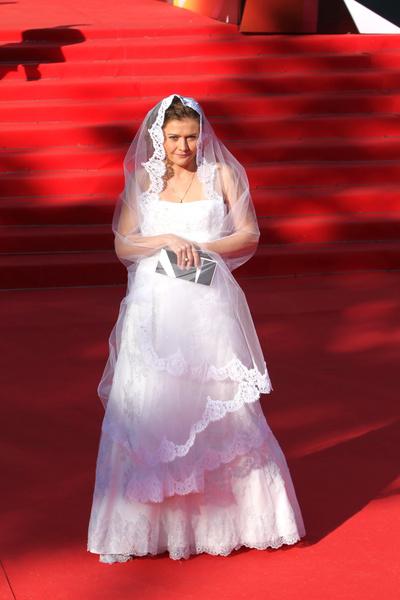 На ММКФ Мария Голубкина заявила, что вышла замуж за летчика
