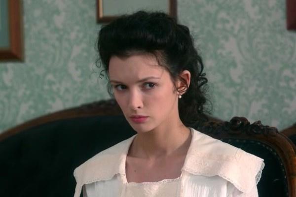Паулина Андреева снималась в драме «Григорий Р.», когда стало известно об ее отношениях с Машковым