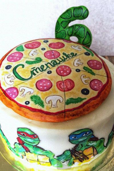 Торт именинника