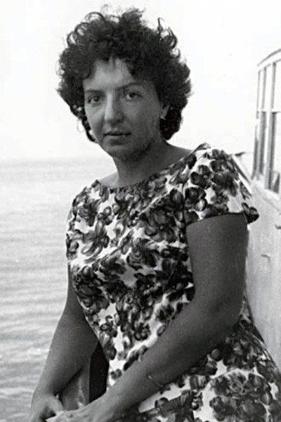Валентина Чемберджи