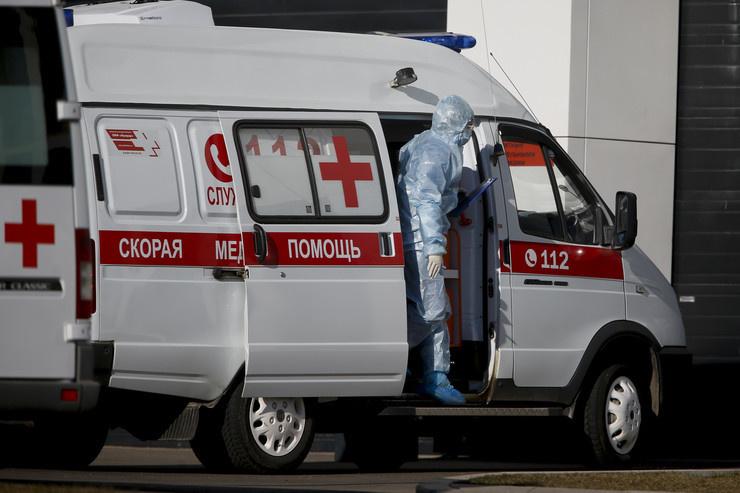 В России также продолжает расти число заболевших