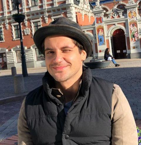 «Спасибо за твою любовь»: Марк Богатырев опубликовал редкий снимок с Татьяной Арнтгольц