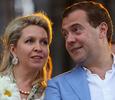 Дмитрий и Светлана Медведевы отметили День семьи, любви и верности