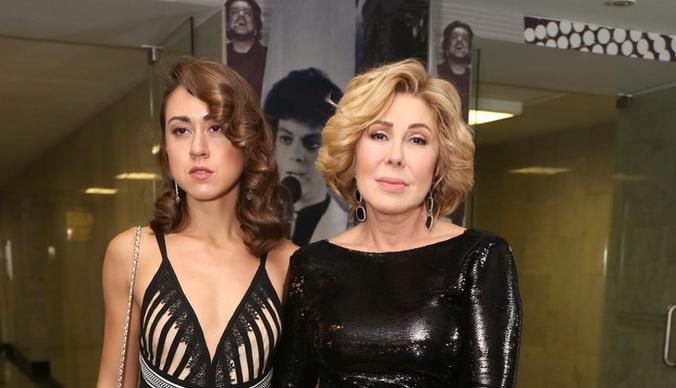Дочь Любови Успенской: «Это не попытка суицида. Я завязала»