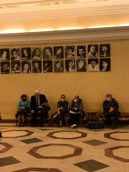 Новости: В Москве прощаются с вдовой Николая Сличенко: репортаж - фото №3