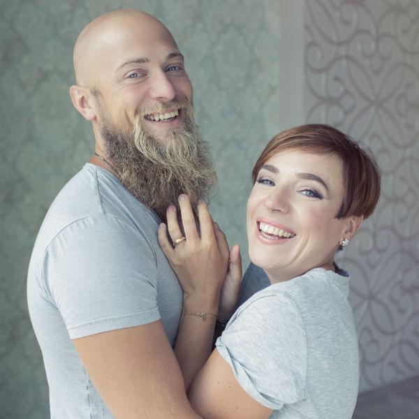 Тутта Ларсен и Валерий Колосков вместе уже семь лет