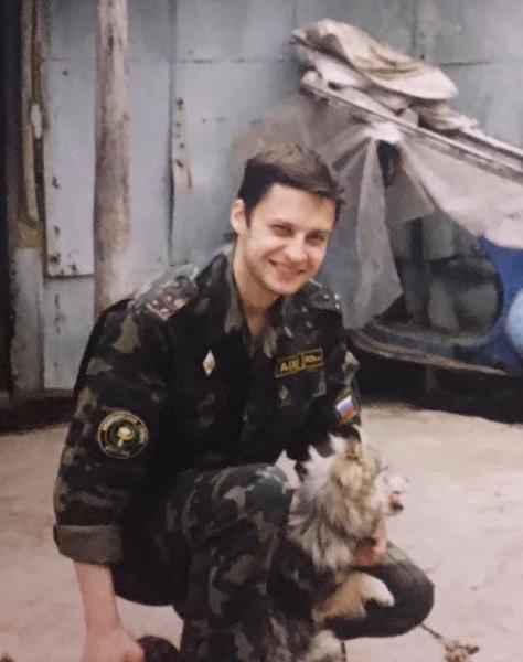 Вдова Андрея Павленко поделилась архивными снимками мужа