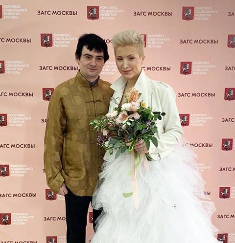 Венцеслав Венгржановский c невестой Дарьей