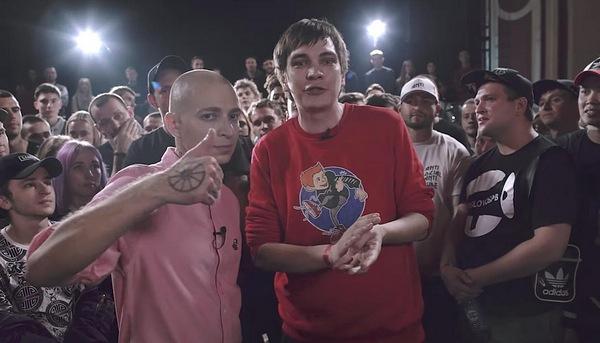 Рэп-баттл между Оксимироном и Славой КПСС набрал более 20 миллионов просмотров