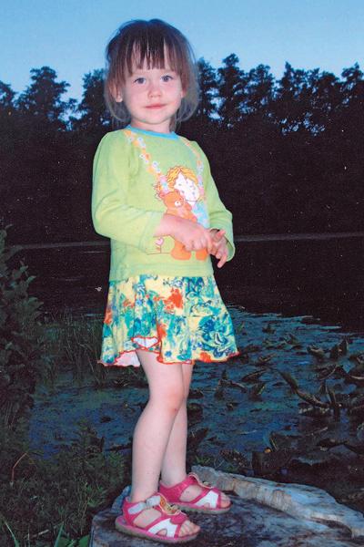 Старые фото дочери – единственная радость Насти