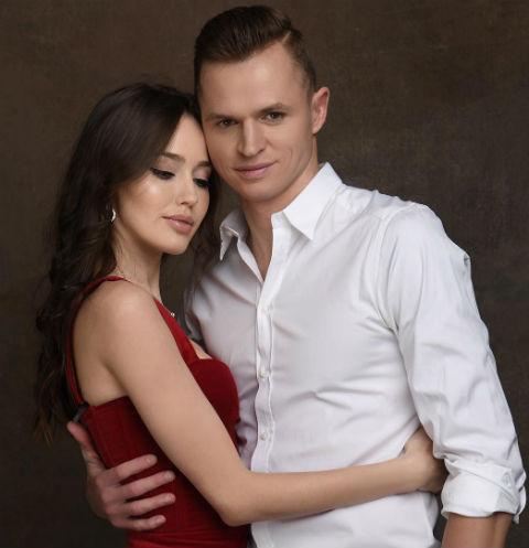 Анастасия Костенко и Дмитрий Тарасов