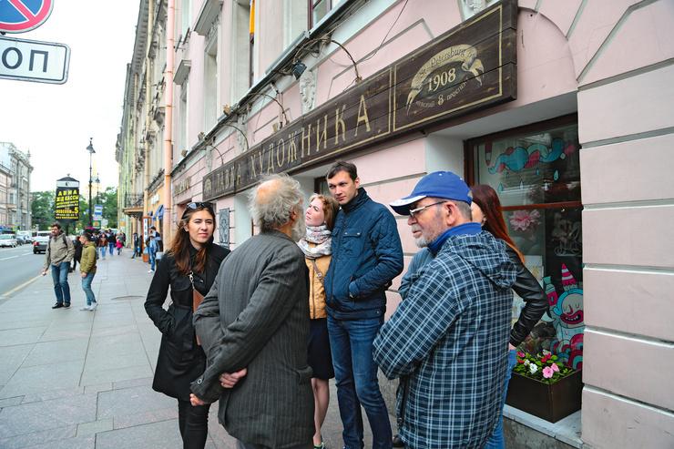 За месяц к Раснеру попадает более 200 туристов