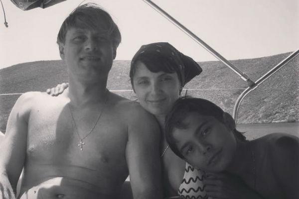 Татьяна и Владимир развелись пару лет назад