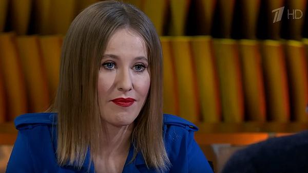 Эфир программы Владимира Познера с Ксенией Собчак вышел в ночь с понедельника на вторник