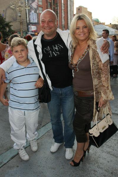 Сергей и Яна пытались сохранить семью ради сыновей