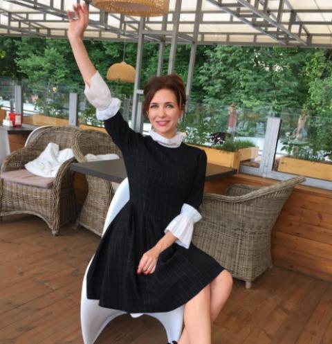 Екатерина Климова перестала скрывать лицо дочери