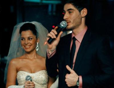 Участники «Дома-2» сыграли свадьбу во второй раз