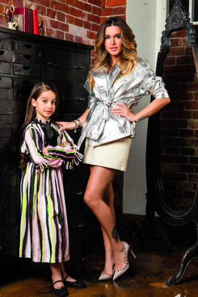 У Ксении и Маруси есть правило – периодически устраивать себе «день мамы и дочки»: ходить вдвоем в кино, кафе