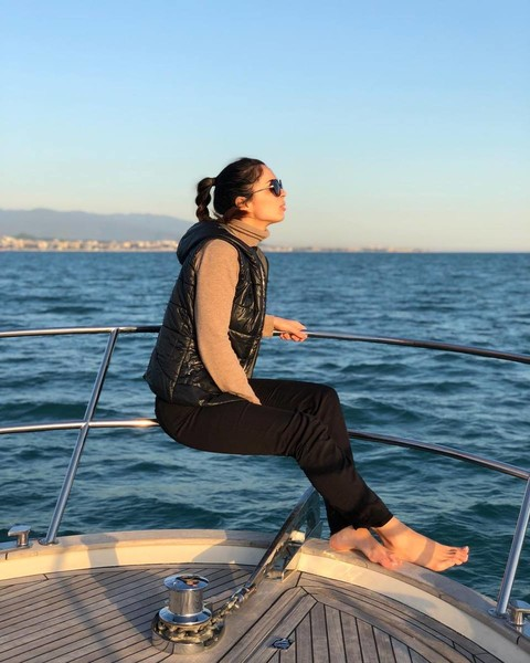 Бороться с депрессией Юлии помогают путешествия