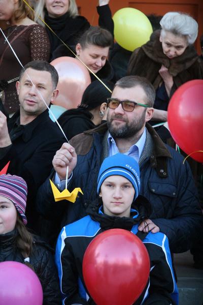 Михаил Пореченков стал послом петербургского Детского хосписа