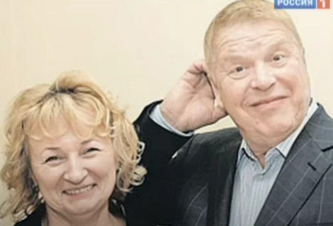 Наталья Лепехина стала последней спутницей артиста