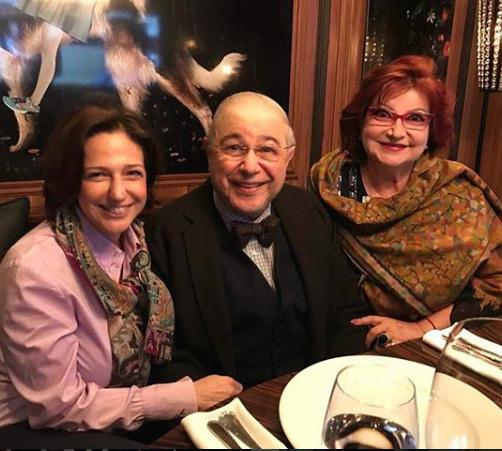 Петросян познакомил Степаненко с дочерью от другого брака