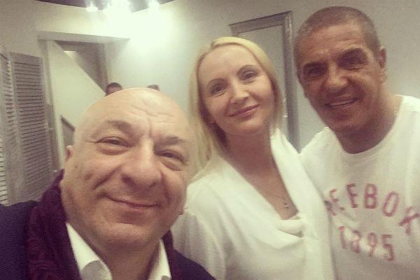 Михаила Богдасарова подозревали в романе с Юлией Бружайте
