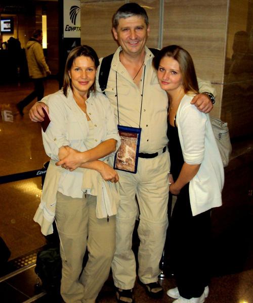 Третьим мужем Елены Прокловой был бизнесмен Андрей Тришин