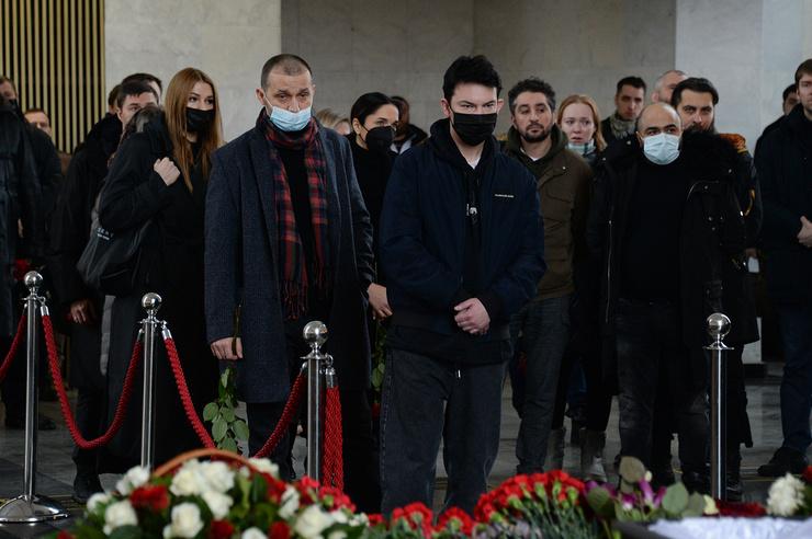 Руслан Белый и Кирилл Емельянов