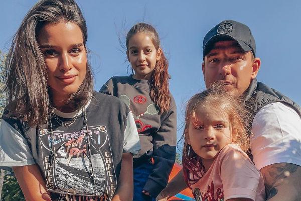 Ксения назвала сеть детских клубов именем младшей дочери