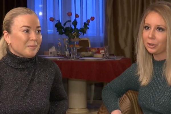 Светлана Макеенко и ее дочь от Вороненкова Екатерина