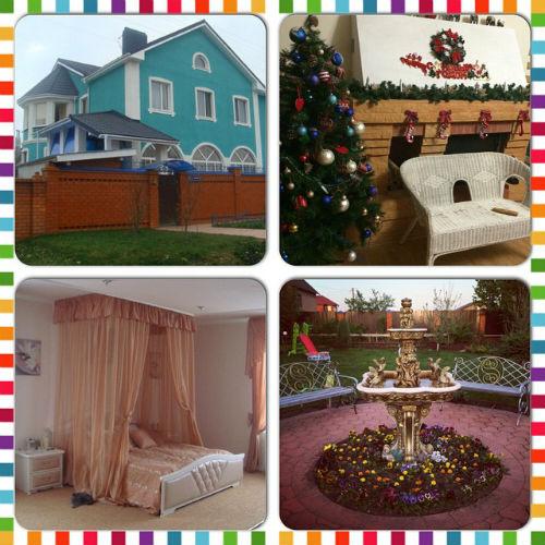 Коттедж Ирины Александровны расположен в престижном районе Павловского Посада