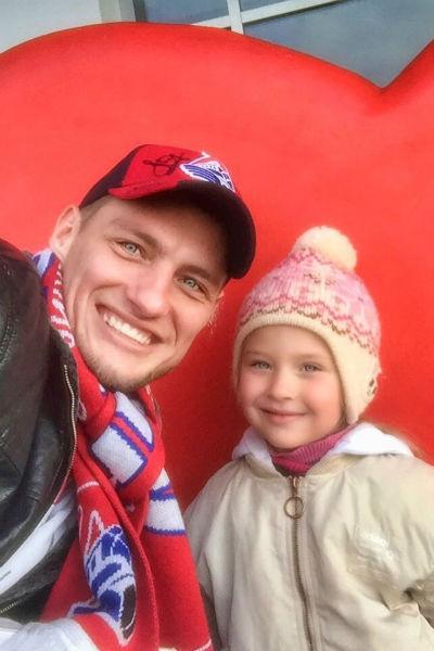 Задойнов не видел дочь несколько месяцев