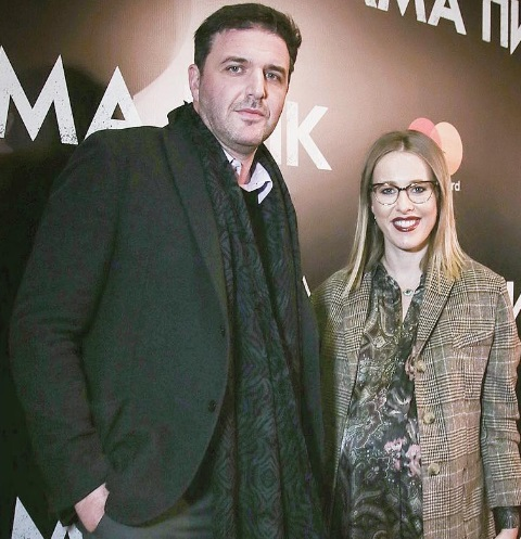 Ксения Собчак и Максим Виторган выбирают имя для ребенка
