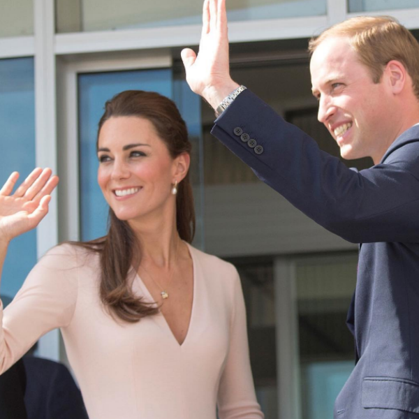 Раньше Кейт и Уильям часто выходили в свет вместе