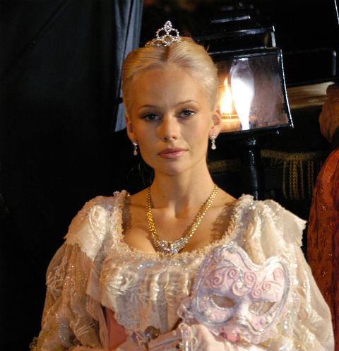Елена Корикова исполнила в сериале главную роль