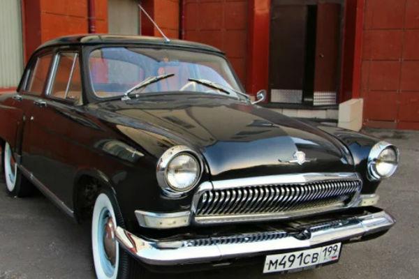 Автомобиль был выпущен в 1970 году