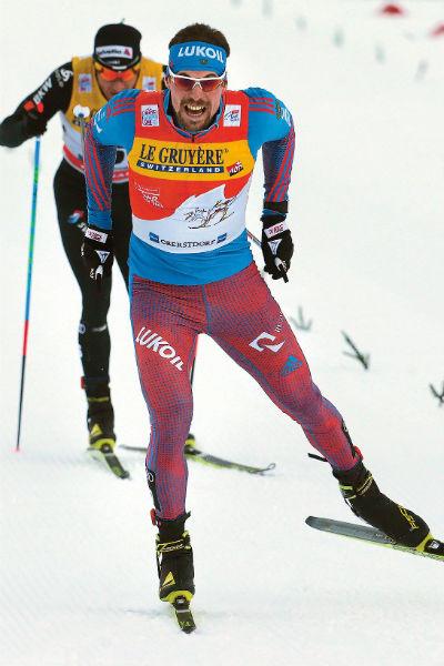 Сергей – двукратный чемпион мира