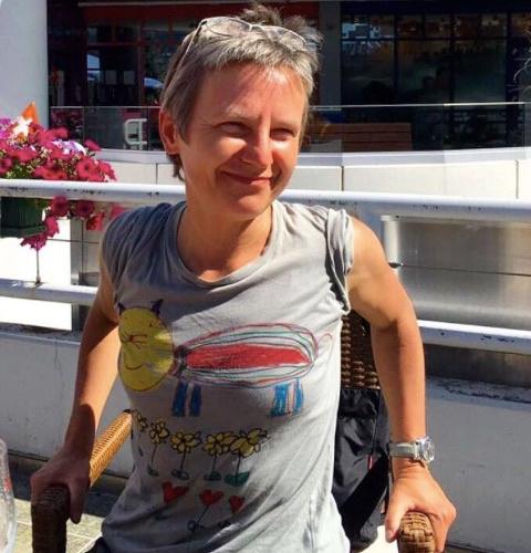Лидер группы «Сурганова и Оркестр» Светлана Сурганова