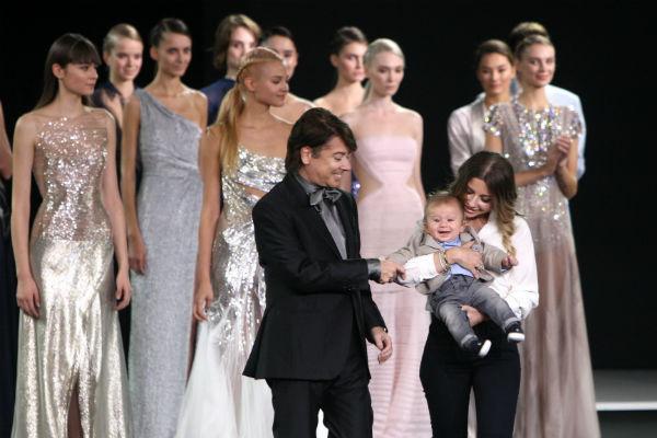 Галина Юдашкина стала креативным директором модного дома Valentin Yudashkin