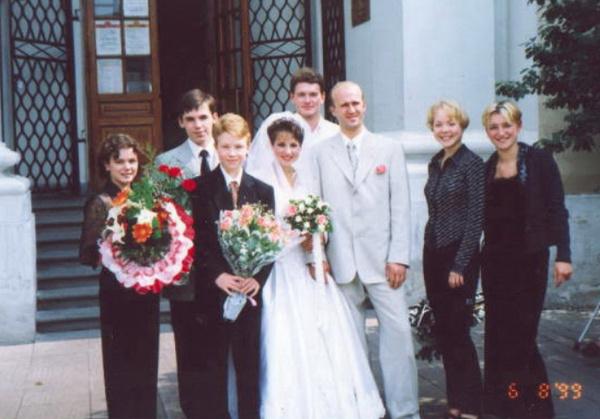 Ирина Слуцкая 17 лет была замужем за Сергеем Михеевым