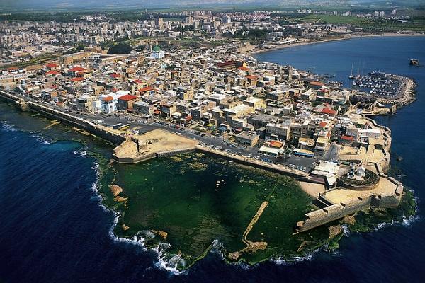 Крепостные стены города Акко не поддались даже Наполеону