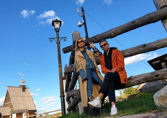 Светлана Бондарчук и Сергей Харченко встречаются на протяжении нескольких месяцев