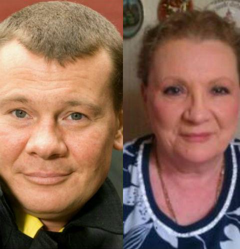 Владислав Галкин и Елена Демидова