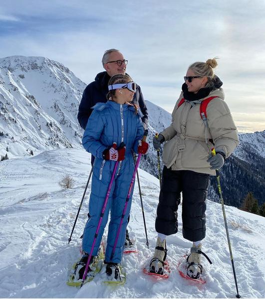 В январе Вера Брежнева провела отпуск с семьей в Италии