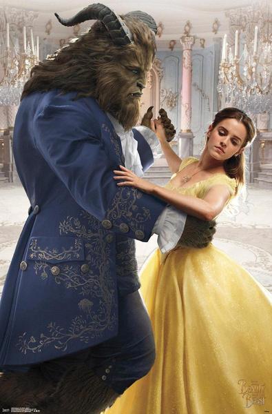 Киноверсия «Красавицы и чудовища» принесла студии больше дохода, чем оригинальный мультфильм