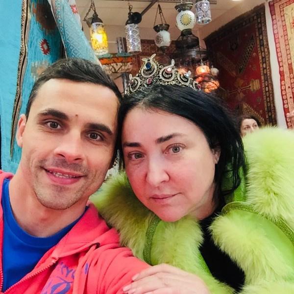 Лолита и Дмитрий Иванов прожили вместе девять лет