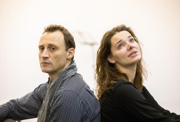 Елизавета Боярская и Анатолий Белый